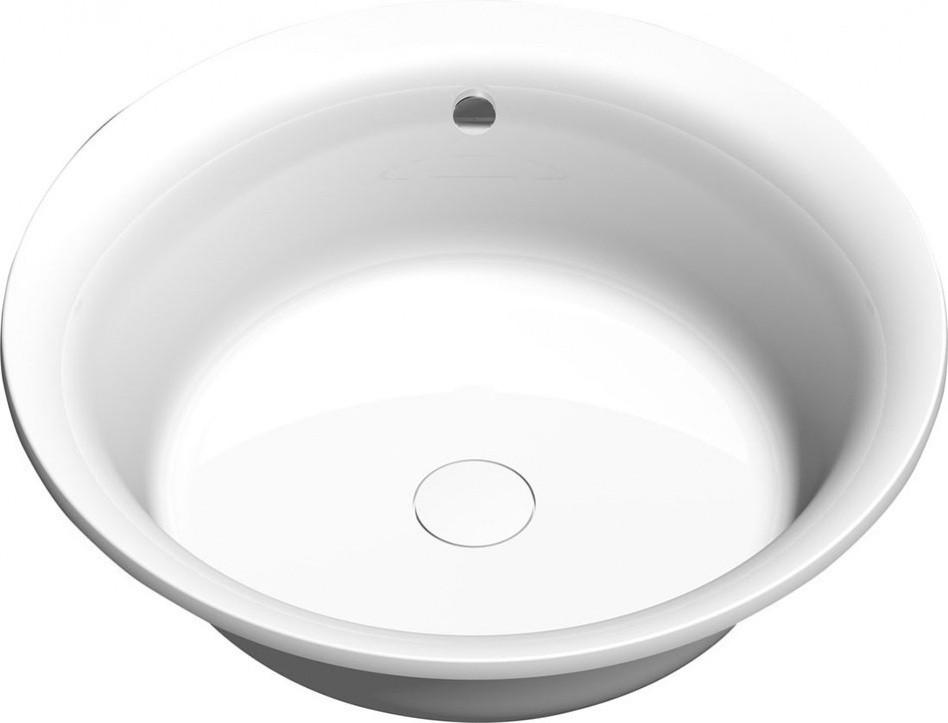 Акриловая ванна 165 см Alpen Oblo 72840