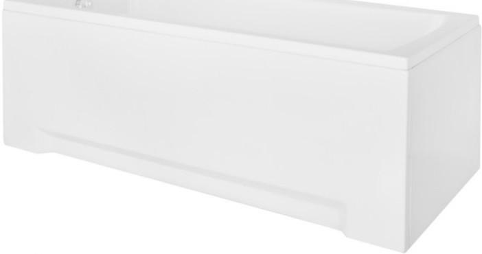 Панель фронтально-торцевая 140х70 см Besco Optima OAO-140-PK недорого