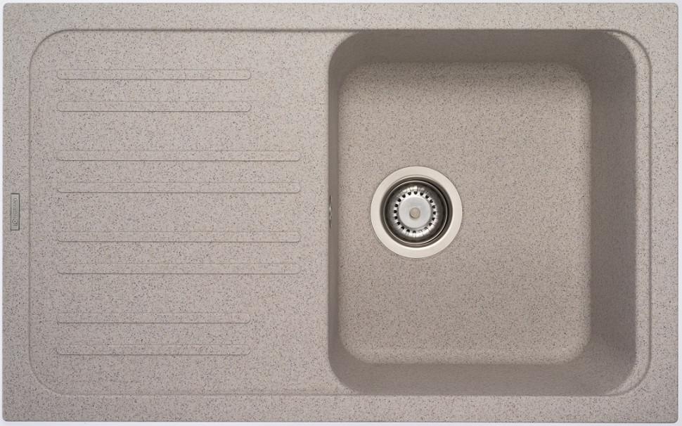 Кухонная мойка терра Longran Classic CLS740.460 - 38 кухонная мойка drgans габи терра