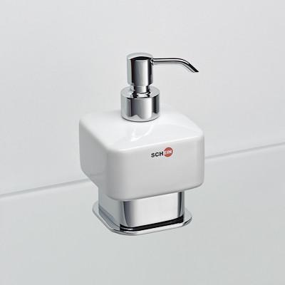 цена Дозатор жидкого мыла Schein Allom 222D-SТ онлайн в 2017 году