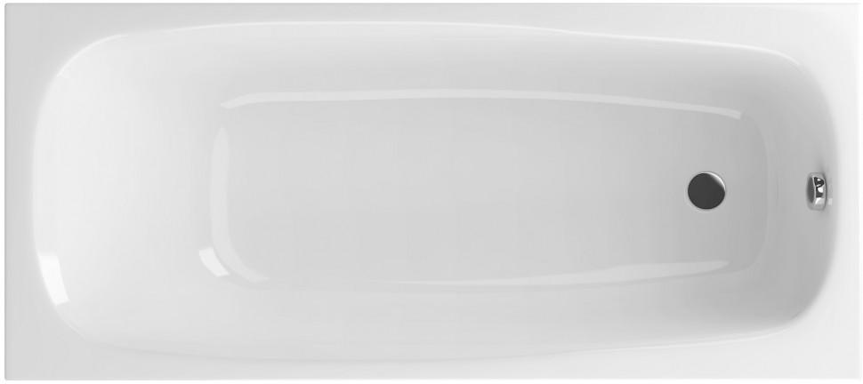 Акриловая ванна 180x80 см Excellent Layla WAEX.LAY18WH flock excellent