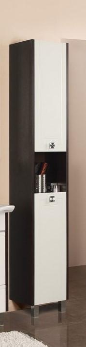Aquaton Крит 1A152503KT50L Шкаф-колонна, венге, левая