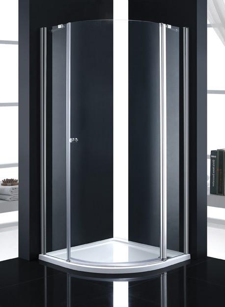 Душевой уголок Cezares Elena 90x90 см прозрачное стекло ELENA-W-R-11-90-C-Cr-R