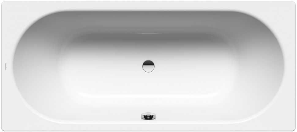 Стальная ванна 180х80 см Kaldewei Classic Duo 110 Standard фото