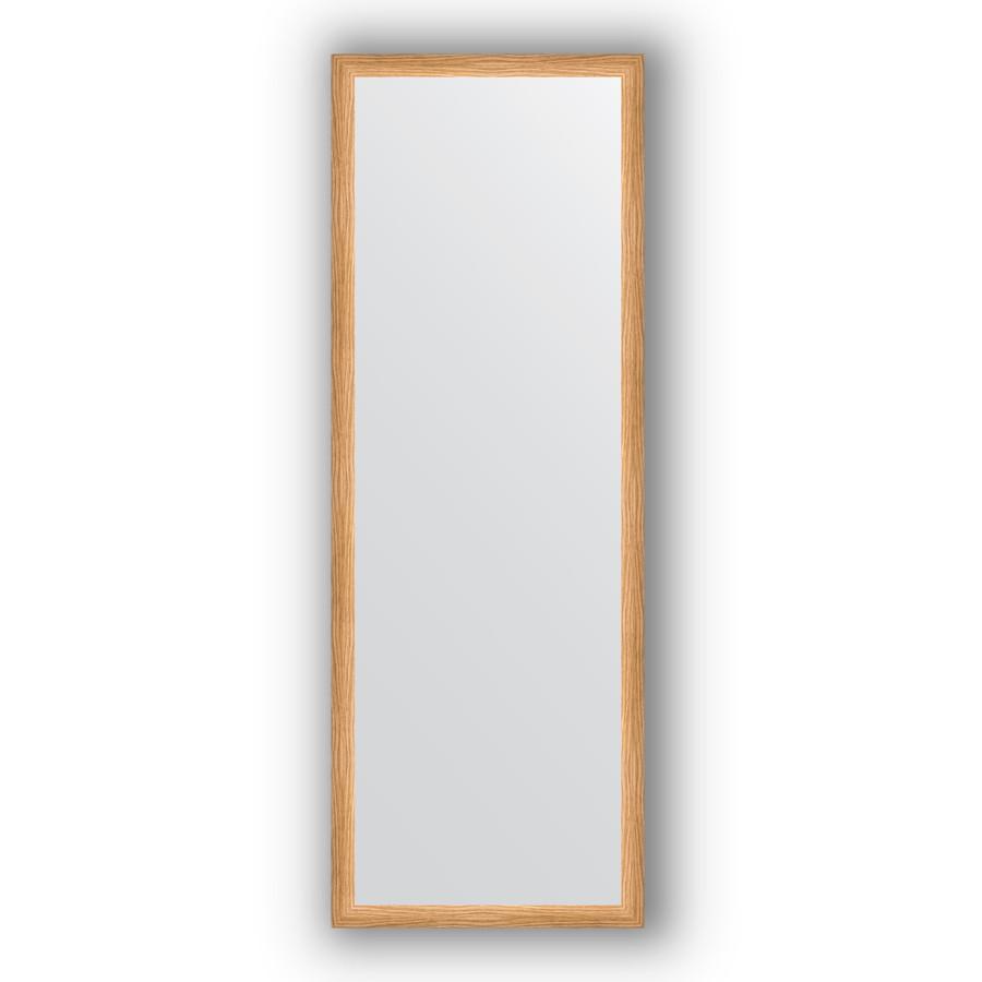 Фото - Зеркало 50х140 см клен Evoform Definite BY 0715 зеркало evoform definite 100х50 клен