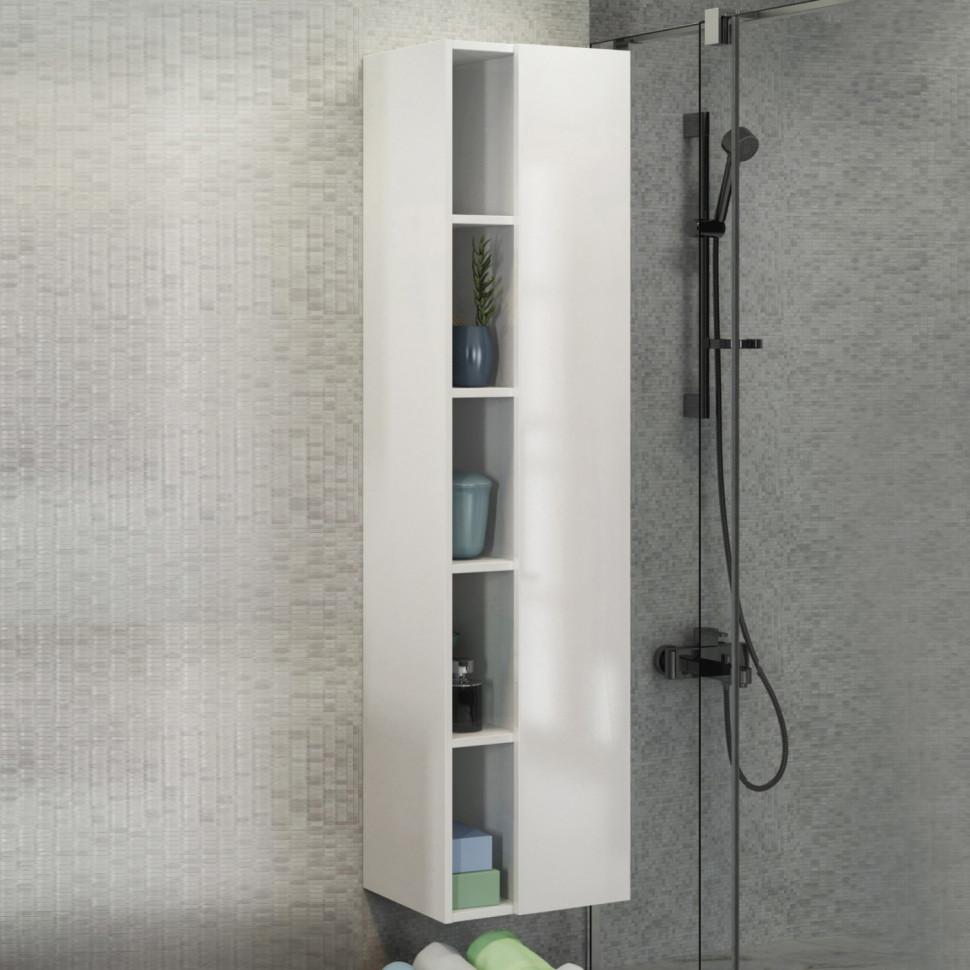 Колонна подвесная белый глянец Comforty Милан 00004136467
