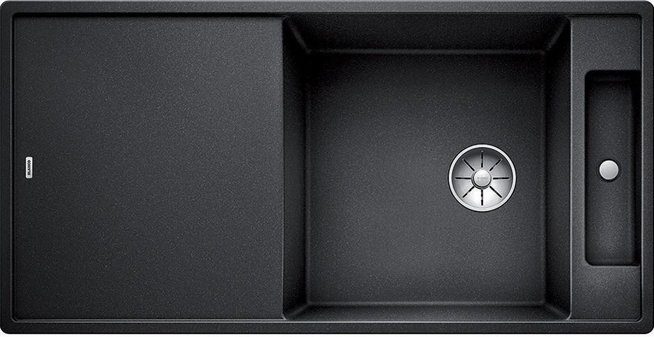 Кухонная мойка Blanco Axia III XL 6 S-F InFino антрацит 523526