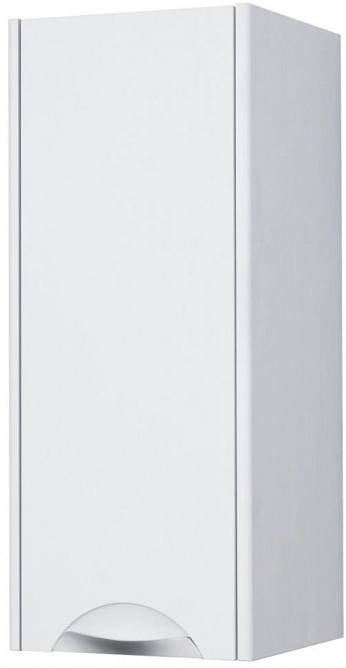 Шкаф одностворчатый подвесной 32х77,2 см дуб полярный R Акватон Сильва 1A215703SIW7R фото