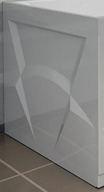 Торцевая панель левая 75 см Vannesa Фелиция 2-31-0-1-0-204