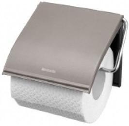 Держатель туалетной бумаги Brabantia Classic 477300 держатель для туалетной бумаги brabantia profile цвет черный 483400