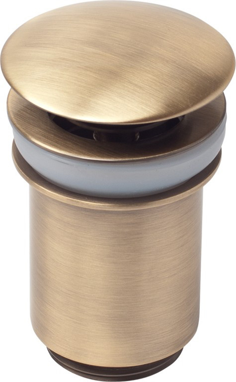 Донный клапан с переливом Kaiser 8011An фото