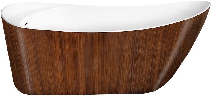 Акриловая ванна 170х76 см Lagard Minoti Brown Wood lgd-mnt-bw kmise tenor ukulele mahogany ukelele uke 26 inch 18 frets 4 string hawaii guitar with gig bag