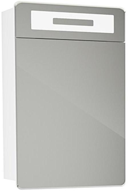 Зеркальный шкаф 50х80 см белый Alvaro Banos Valencia 8407.1000