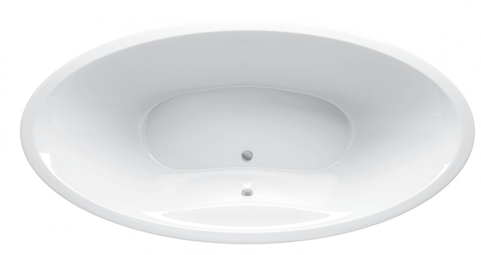 цена на Акриловая ванна 194х100 см Alpen Ventura AVB0019