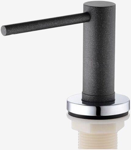 Дозатор для жидкого мыла 500 мл графит Franke Neptune 119.0287.555 franke neptune оникс