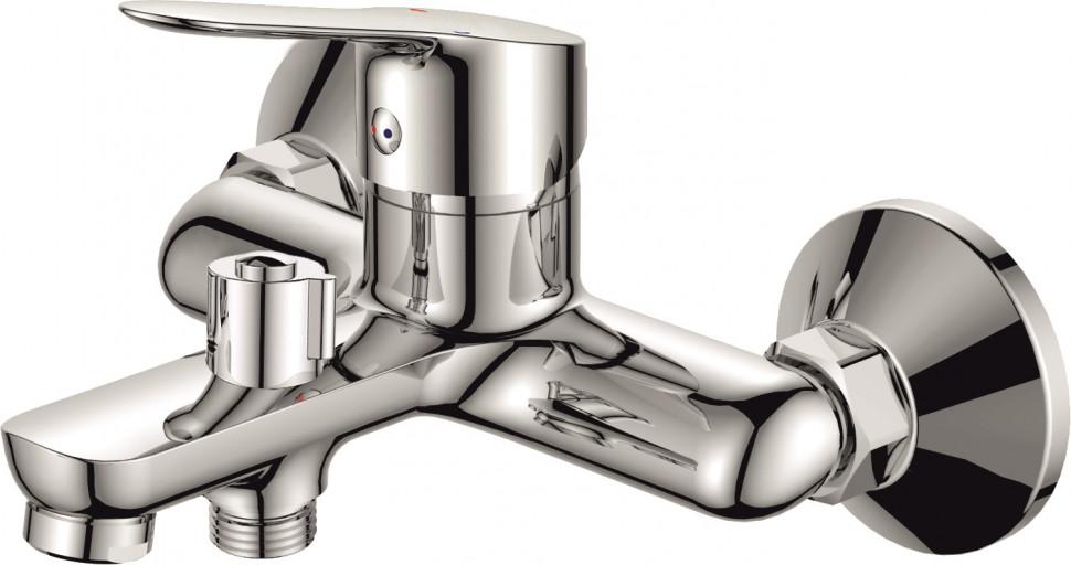 Смеситель для ванны Rush Crete CR3535-44 смеситель для кухни rush crete cr3535 23 хром