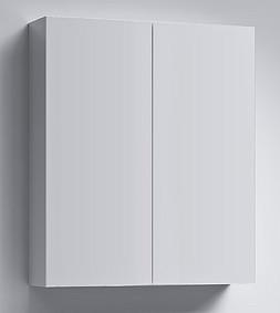 Зеркальный шкаф 60х70 см белый глянец Aqwella MC.04.06 шкаф зеркальный topline rio 60х70 см правый белый