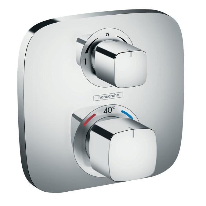 Термостат для ванны Hansgrohe Ecostat E 15708000 центральный термостат hansgrohe ecostat e 15705000