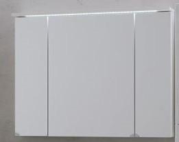 Зеркало-шкаф 90х71,6 см белый Kolpa San Nayra TO WH цены