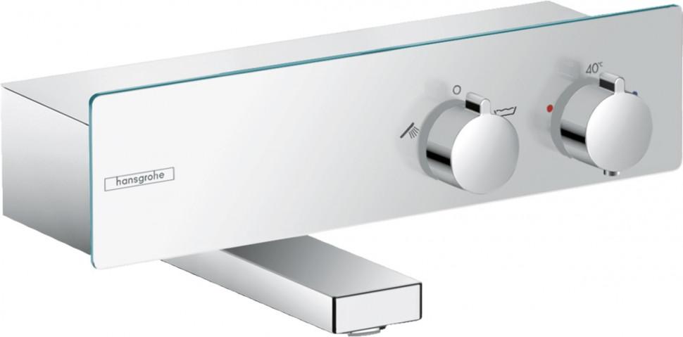 Фото - Термостат для ванны Hansgrohe ShowerTablet 13107000 термостат для ванны hansgrohe showertablet 600 13109400