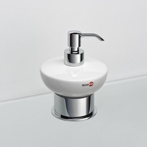 Фото - Дозатор жидкого мыла Schein Allom 222D-T мыльница schein allom 222b