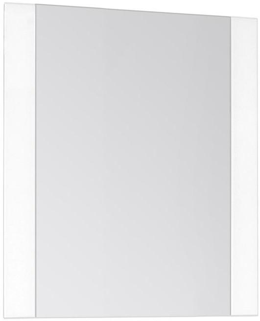 Зеркало 60х70 см осина белая/белый лакобель Style Line Монако LC-00000630