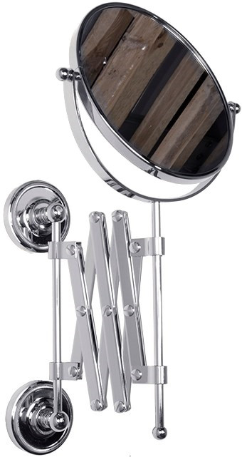Косметическое зеркало хром Tiffany World Bristol TWBR024cr фото