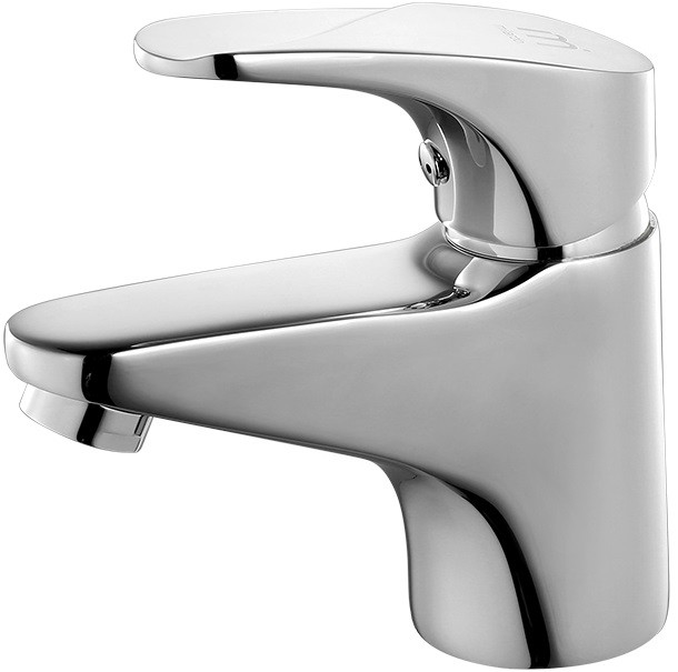 Смеситель для раковины Milardo Solomon SOLSB00M01 смеситель milardo solomon solsblcm10 для ванны