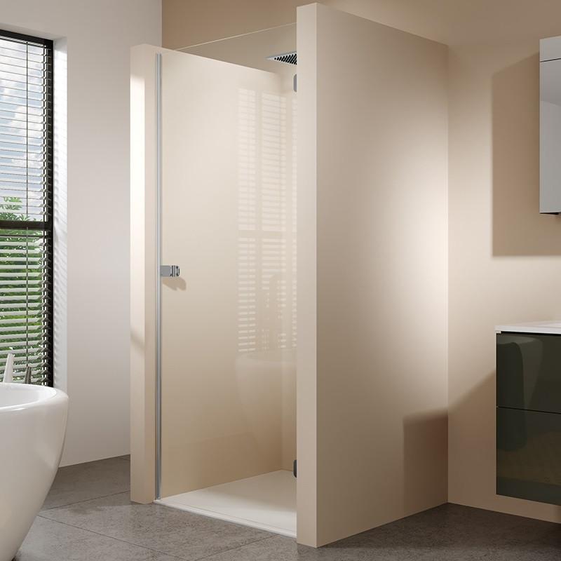 Душевая дверь 982 см Riho Scandic Soft Q101 R GQ0003202 прозрачное.