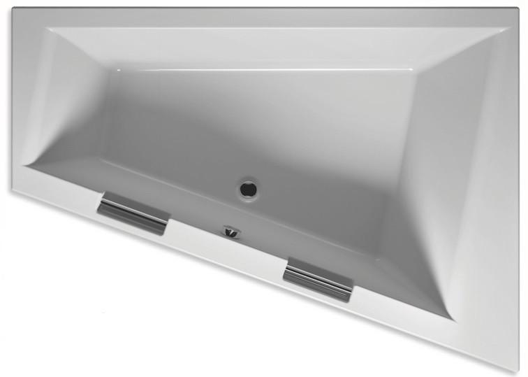 Акриловая ванна 180х130 см Riho Doppio L BA9100500000000