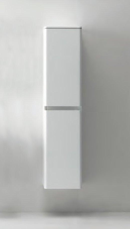 Пенал подвесной правый белый глянец BelBagno Energia-N ENERGIA-N-1700-2A-SC-BL-R шкаф пенал belbagno dublin dublin 1700 2a sc bl