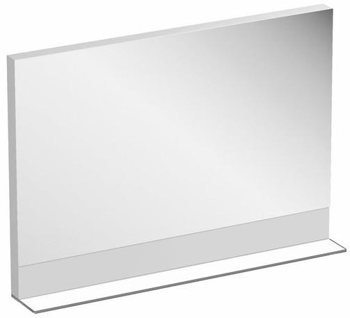 цена на Зеркало белый глянец 100х71 см Ravak Formy X000000983