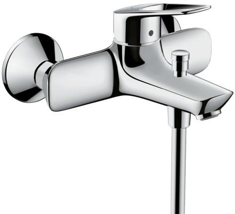 Смеситель для ванны Hansgrohe Novus Loop 71340000 смеситель для душа hansgrohe novus loop 71365000