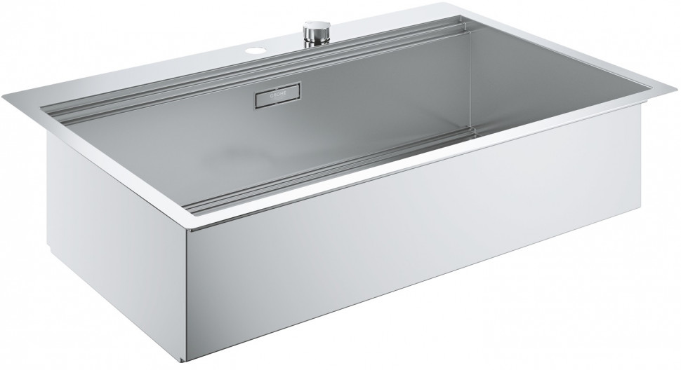 Кухонная мойка Grohe K800 нержавеющая сталь 31584SD0 мойка кухонная grohe k700u 31577sd0