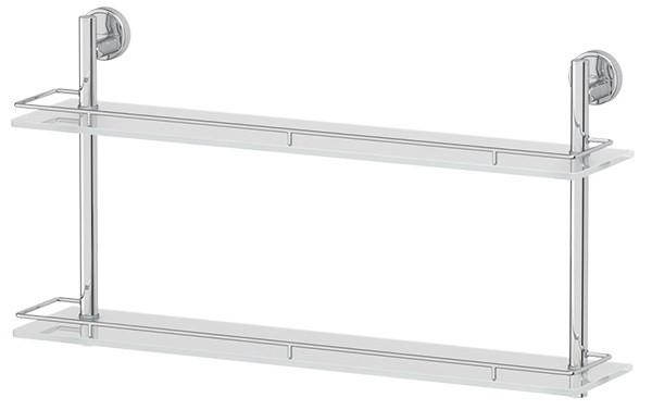 Полка стеклянная 70 см FBS Luxia LUX 066