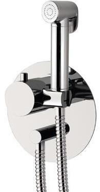 Гигиенический комплект Remer Minimal Thermo NT60W термостат для душа remer thermo h31