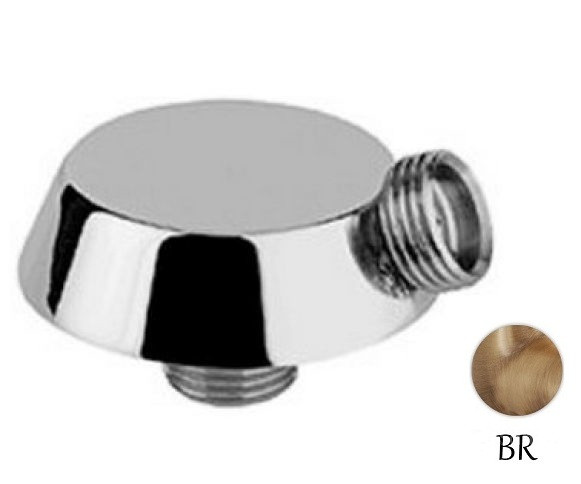Шланговое подключение бронза Cezares CZR-AI5-02 подключение для шланга cezares czr ai6 01