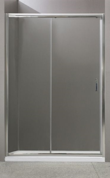 Душевая дверь 160 см BelBagno UNO-BF-1-160-C-Cr прозрачное