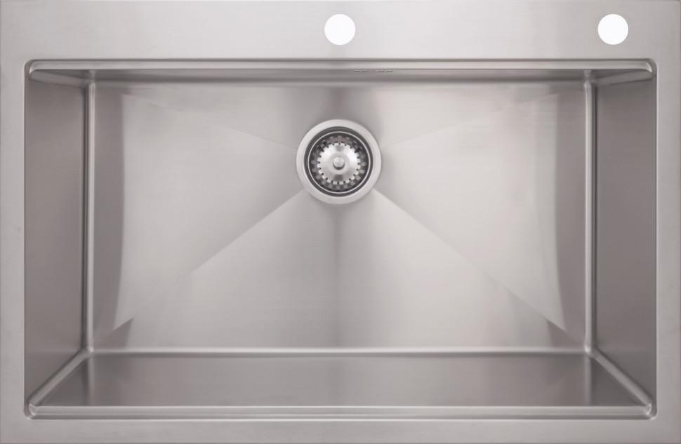 Кухонная мойка Seaman Eco Marino SMB8052SKB+SSA фото