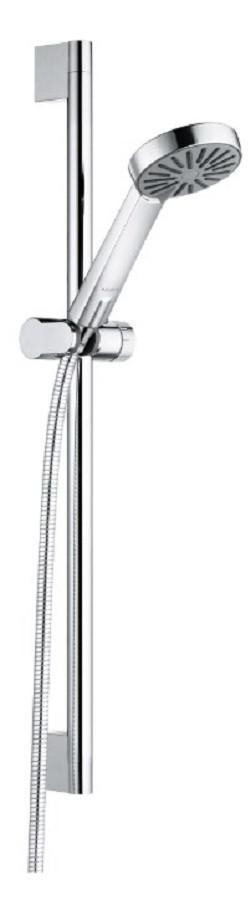 Душевой гарнитур Kludi A-QA 1S 656400500 душевой гарнитур для ванны kludi kludi a qa 6615005 00