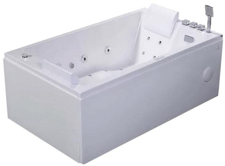 Акриловая гидромассажная ванна 170х100 см Orans 62115R0