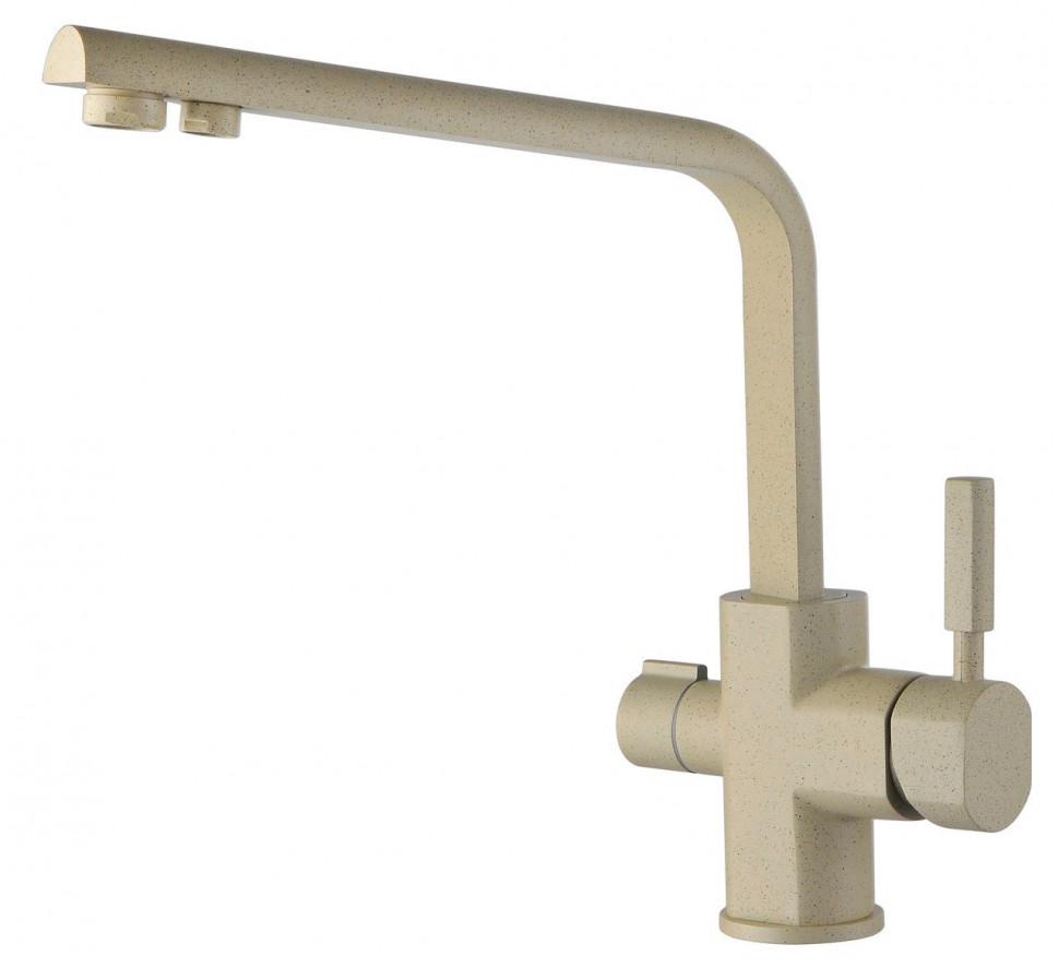 Смеситель для кухни с подключением к фильтру Kaiser Decor 40144-7 ORA фото