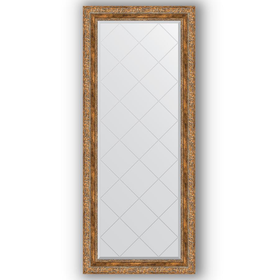 Фото - Зеркало 65х155 см виньетка античная бронза Evoform Exclusive-G BY 4144 зеркало 75х130 см виньетка античная бронза evoform exclusive g by 4230