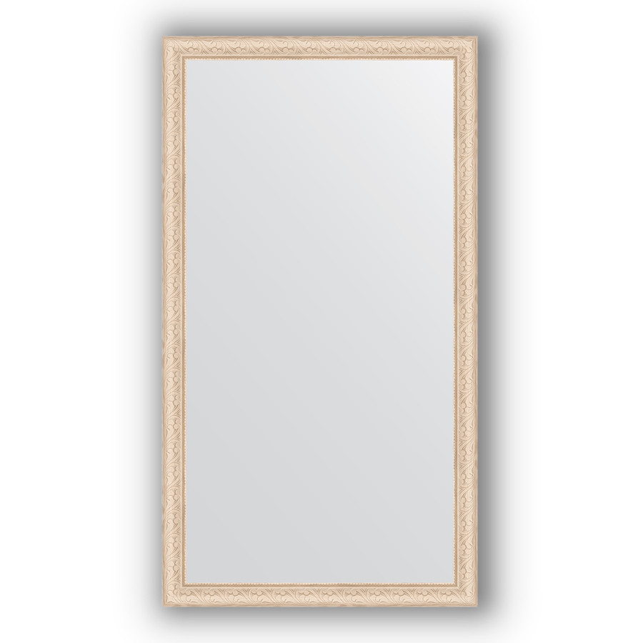 Фото - Зеркало 74х134 см беленый дуб Evoform Definite BY 1101 зеркало evoform definite 104х54 беленый дуб