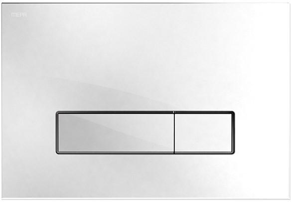 Смывная клавиша Mepa Orbit белый 421844 фото