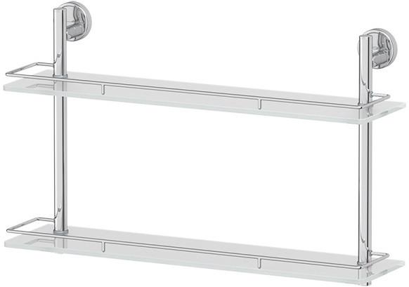 Полка стеклянная 60 см FBS Luxia LUX 065