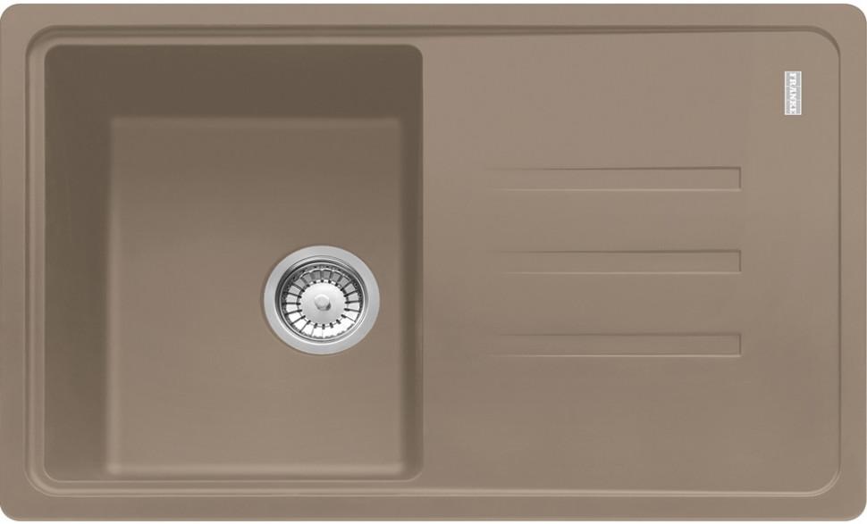 Кухонная мойка Franke Malta BSG 611-78 миндаль 114.0391.205 franke rog 611 миндаль