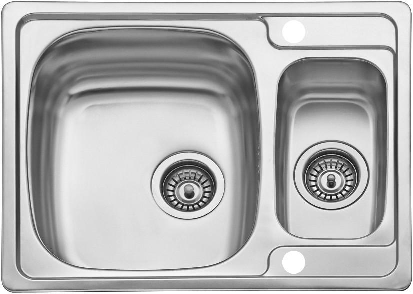 Кухонная мойка Seaman Eco Wien SWT-6248B.A фото