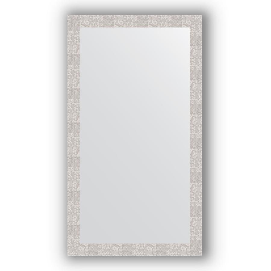 Зеркало 76х136 см соты алюминий Evoform Definite BY 3307 зеркало evoform definite floor 197х108 соты алюминий