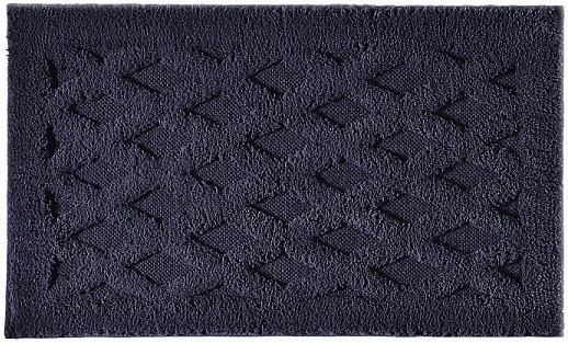Коврик Kassatex Diamond Indigo DMD 510 IB